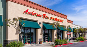 Anderson Bros. Pharmacy - Exterior shot