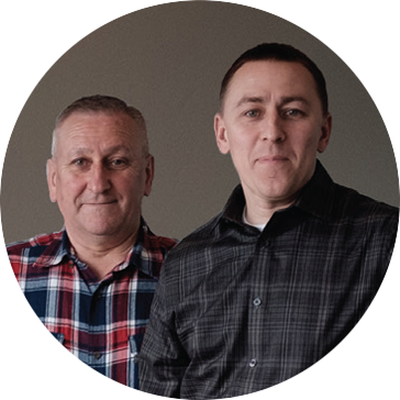Pauls Watch Repair - Head Shot of Paul and Raimond Irimescu