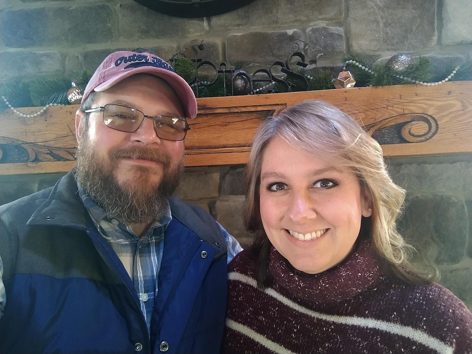 Pastor Jason and Kristina Boroff
