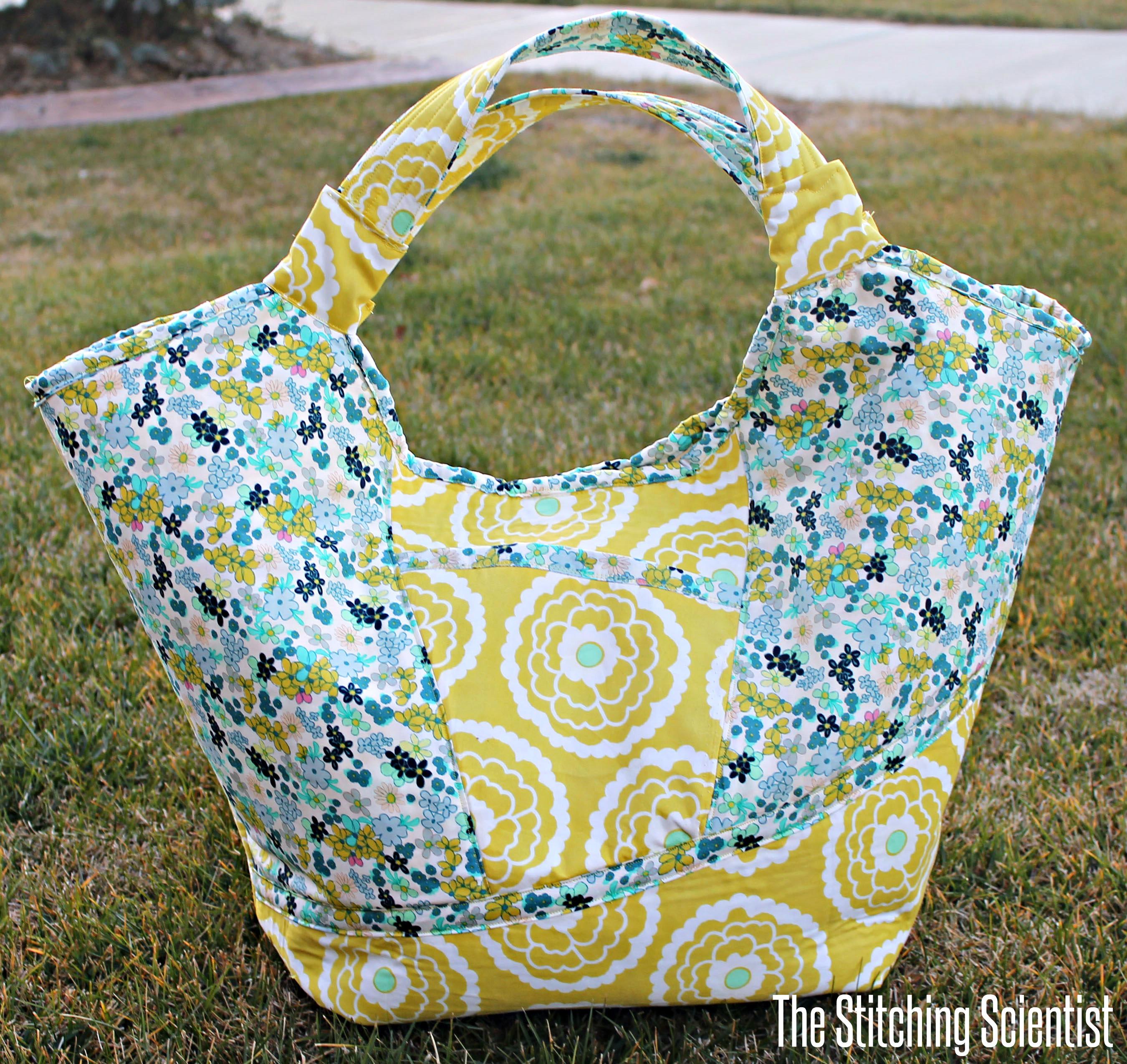 Free Beach Bag Pattern