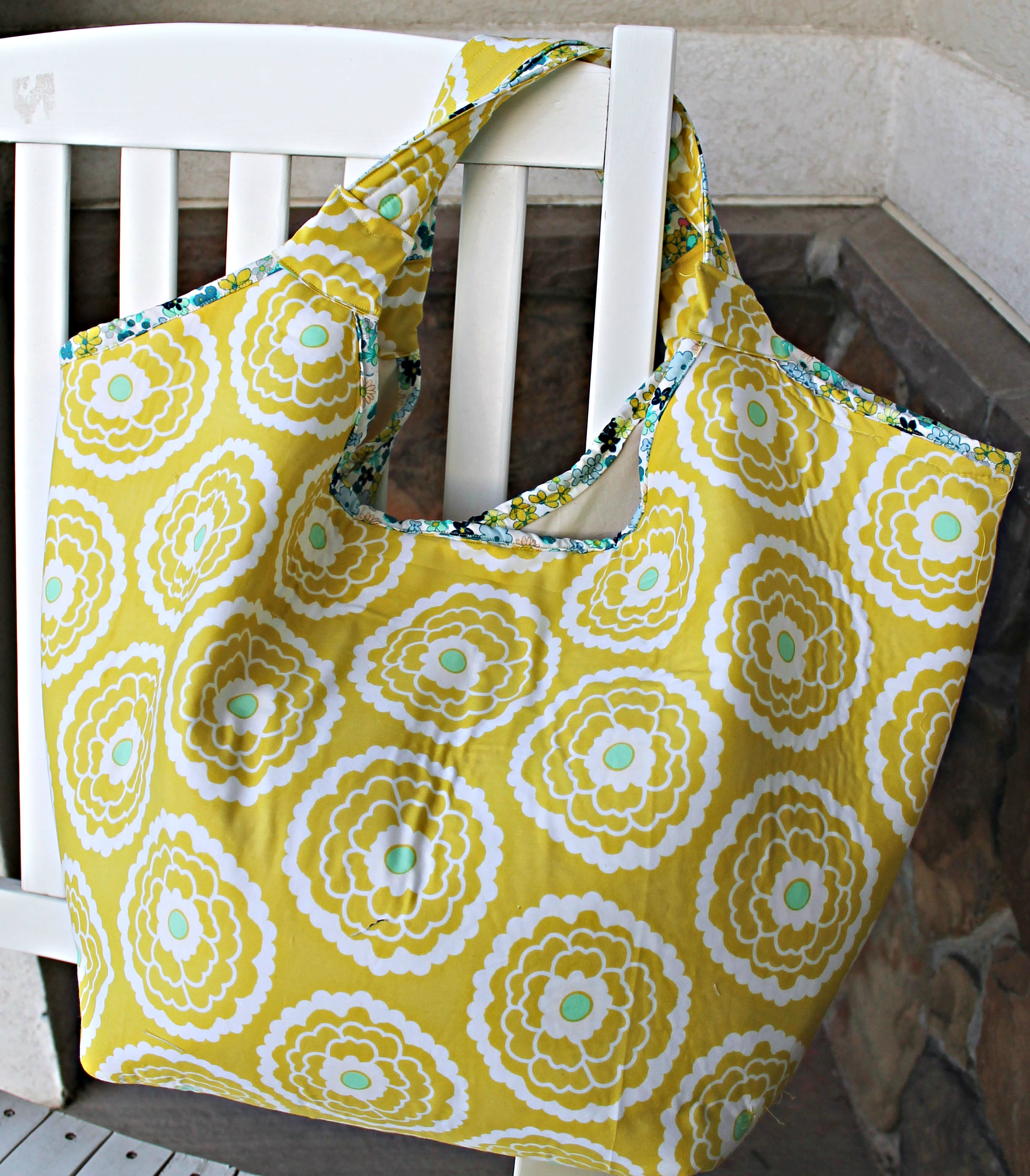 Free Bag Patterns: Carnaby Carry All Bag