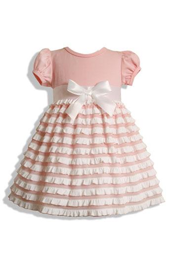 15 Minute Ruffle Dress