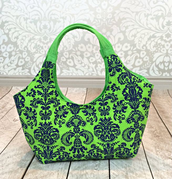 Lunch Tote with Free Pattern