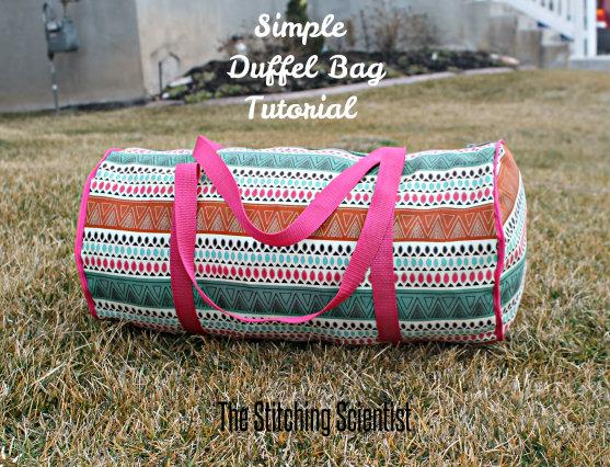 Simple Duffel Bag
