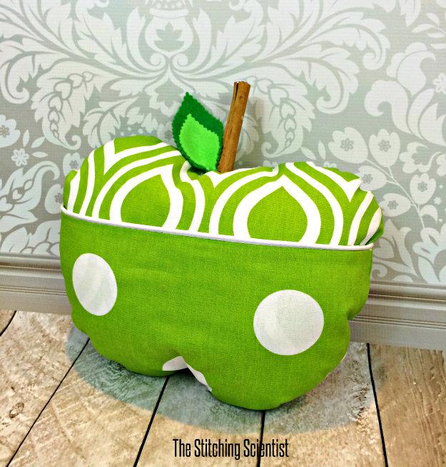 Apple Softie Teacher's Gift