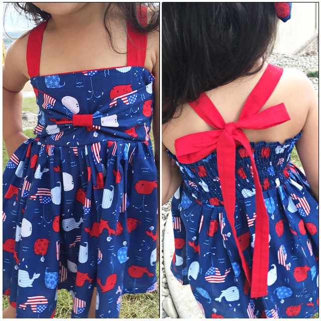 Free Summer Sewing Patterns