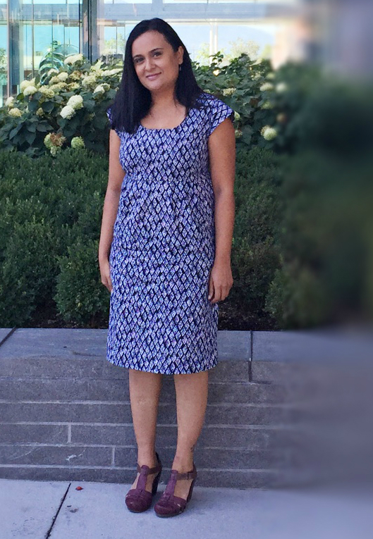 Washi Dress Sewing Pattern