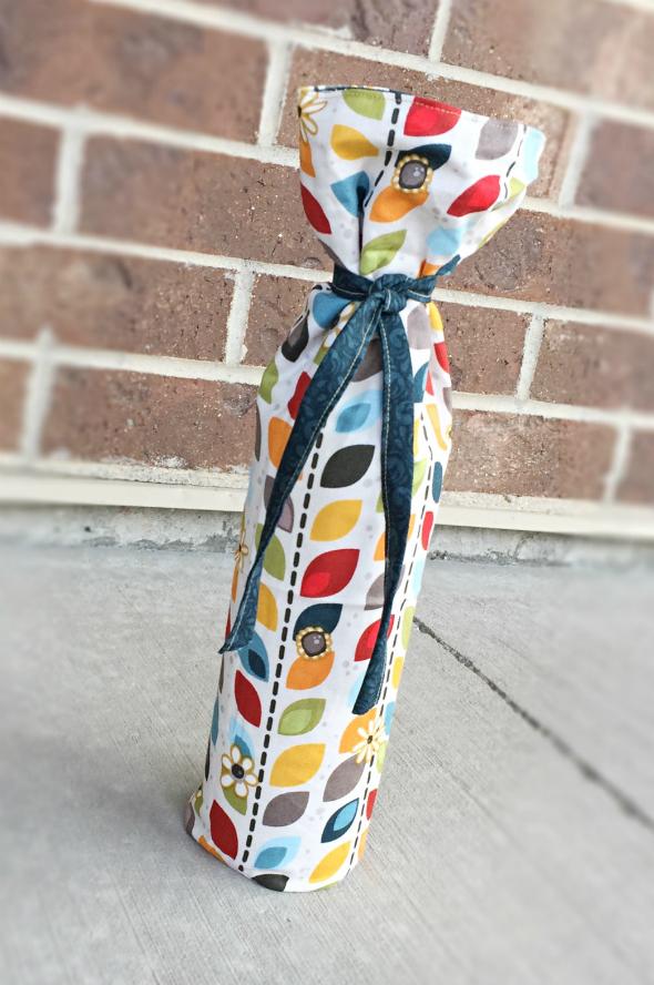 Wine Bottle Bag Pattern
