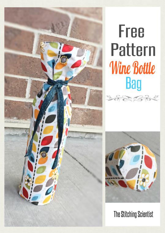 wine bottle bag