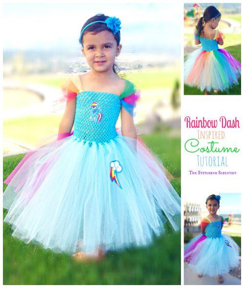 Rainbow Dash Costume