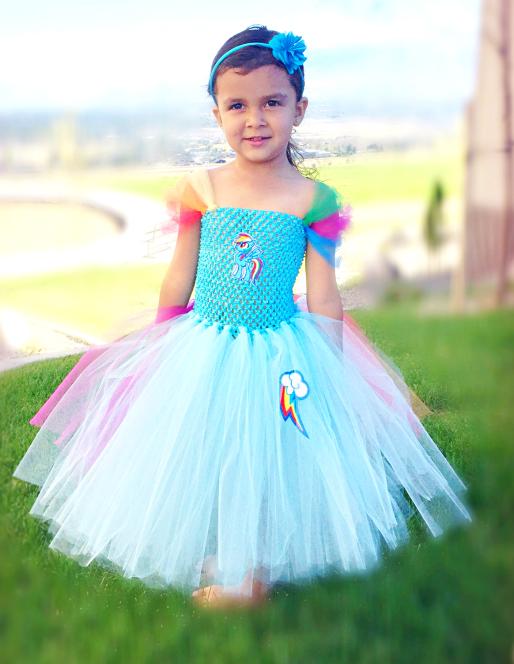 Rainbow Dash Costume Tutorial