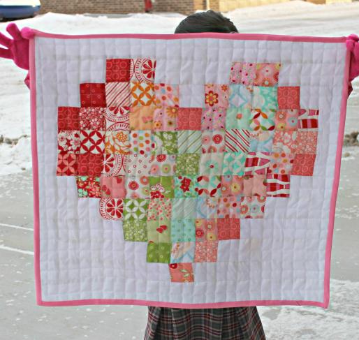 Pixel heart 2