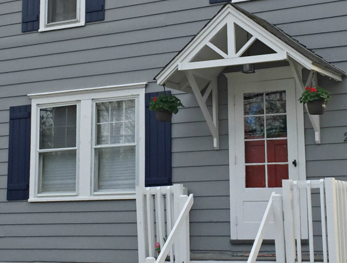 Restoring our historic colonial house