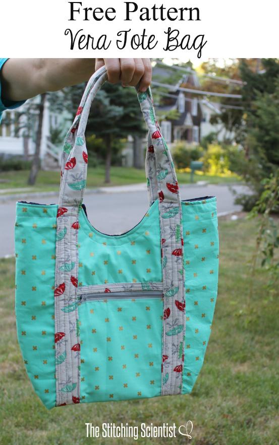 Vera Tote Bag Pattern