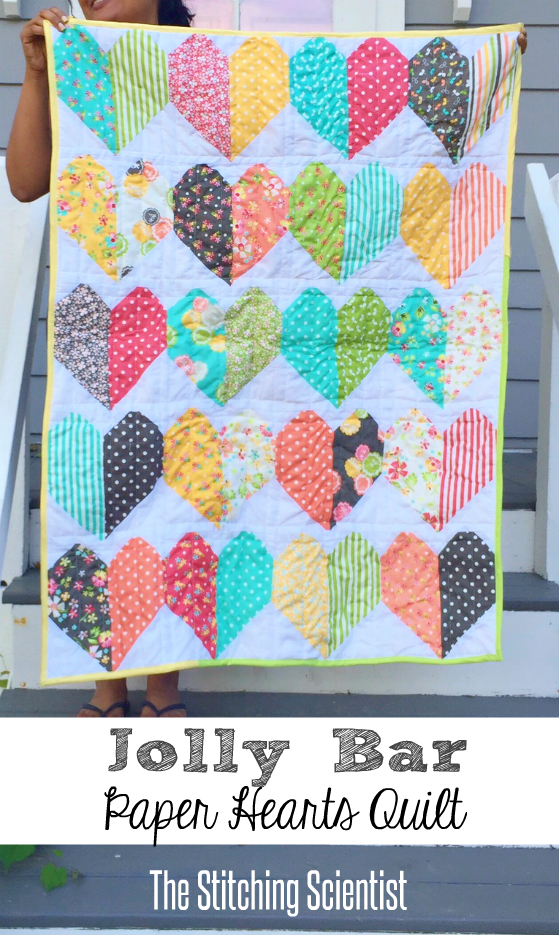 hearts quilt 1