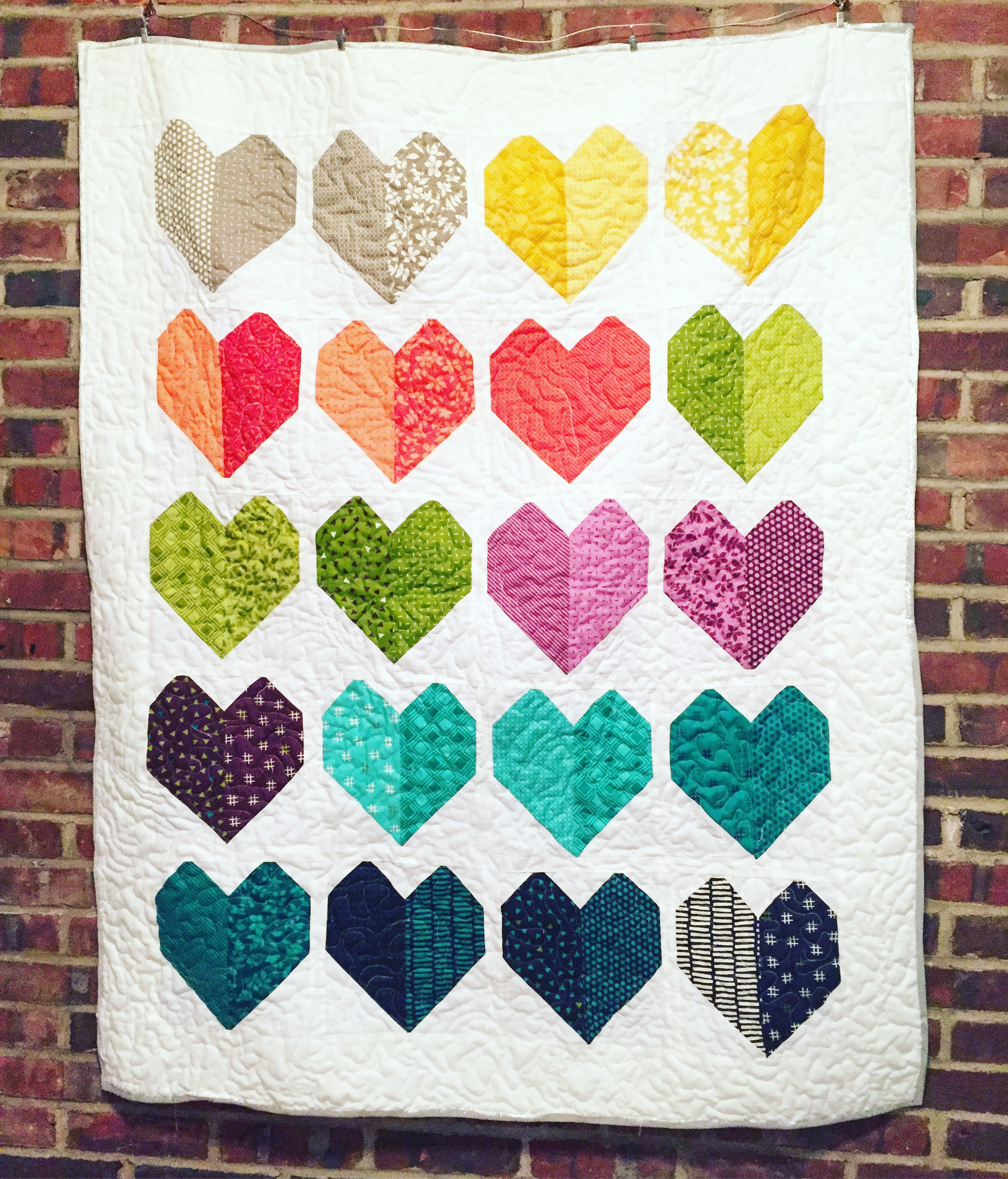 How to quilt on your home sewing machine