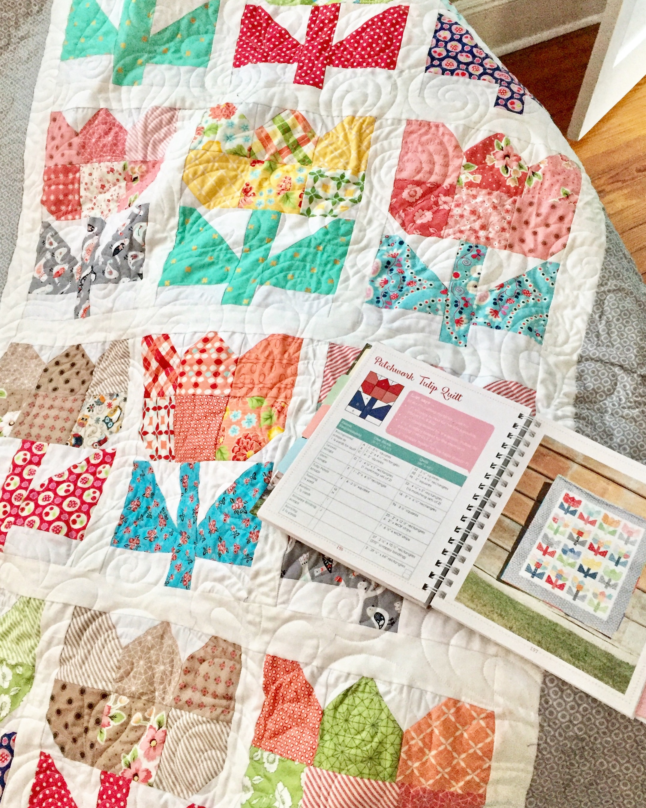 Lori Holt's Scrappy Project Planner