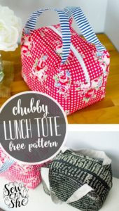 Chubby Lunch Tote