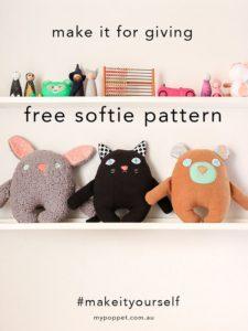 Free Softie Pattern