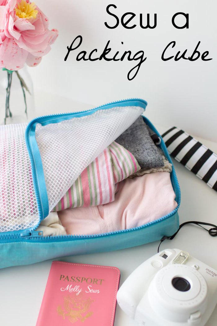 travel packing cube