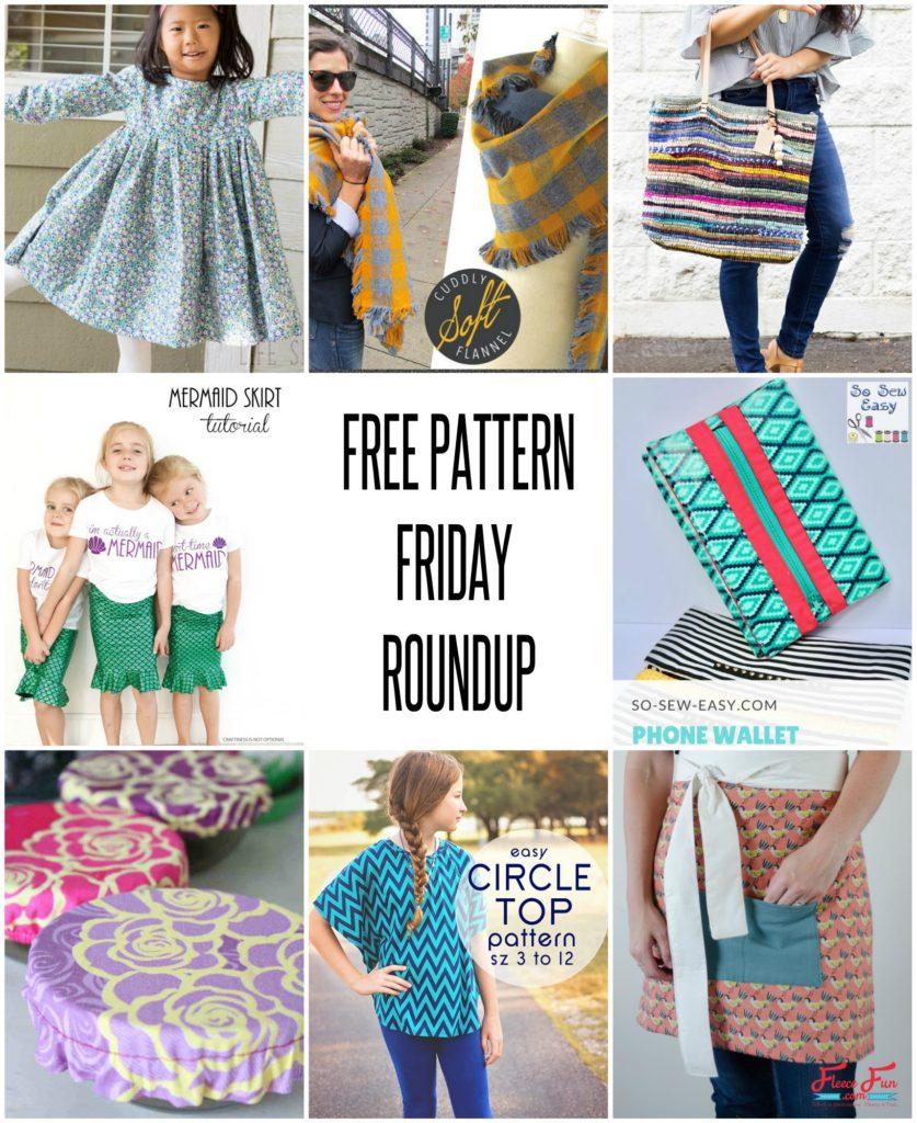 Free Pattern Roundu