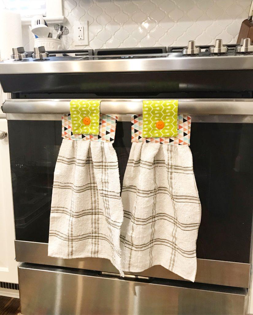 Milk Cow Kitchen Towel