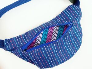 How to sew a fanny pack