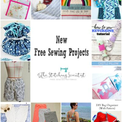 New Free Sewing Projects