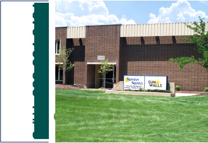 suntan supply headquarters in Avon ohio