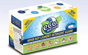 ecowasher laundry machine
