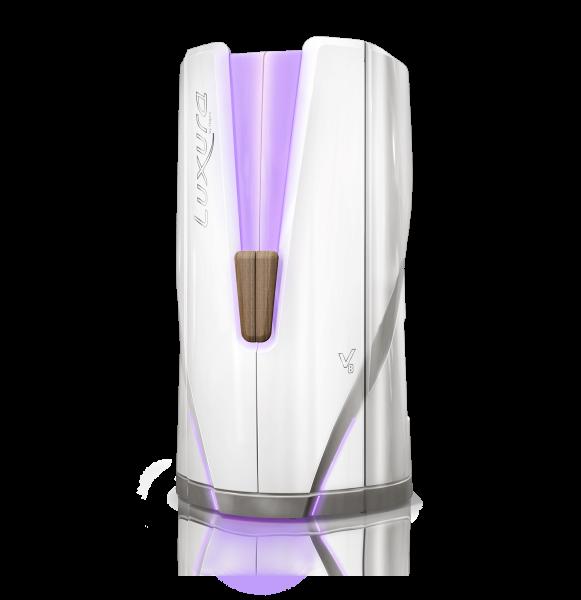 Luxura V8 tanning booth