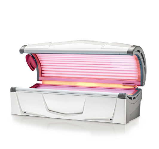 renuvaskin 3200 red light therapy lay down bed