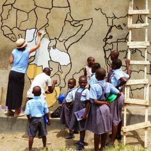 Orphans in Uganda