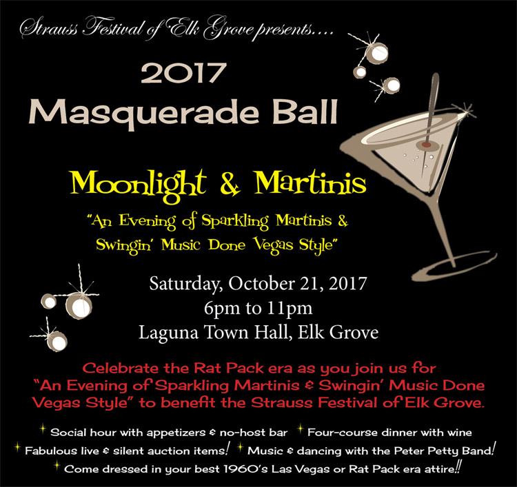 2017 Annual Masquerade Ball