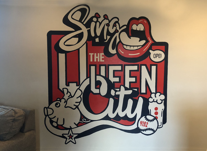 SING THE QUEEN CITY