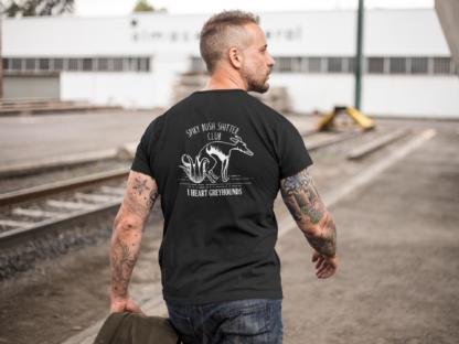 Spiky Bushshitter Club Pub T-shirt