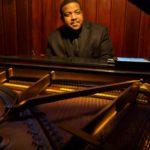 Pianist with the Garden District Band; Jordan Baker