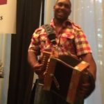 Zydeco Musician