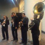 Jazz Brunch Quartet with Clarinet, Trumpet, Banjo and Sousaphone