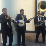 Brunch Trio with Trumpet, Banjo and Sousaphone/Tuba