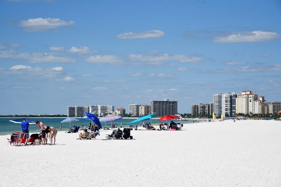 Spend Your Vacation At Marco Island