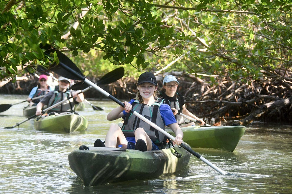 Kayaking in Marco Island: Fun Things To Do And See