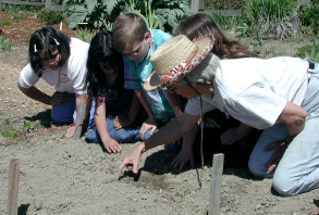 Gardening With A Purpose Event