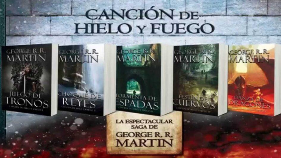 Descargar los Libros de Juegos de Tronos en Español Gratis