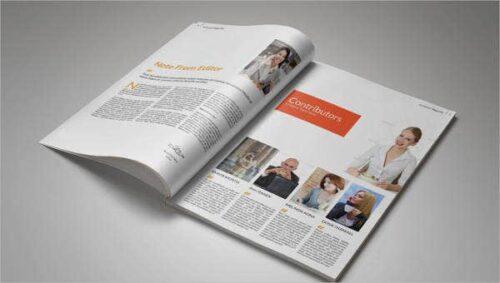 Magazine-Layout-Templates