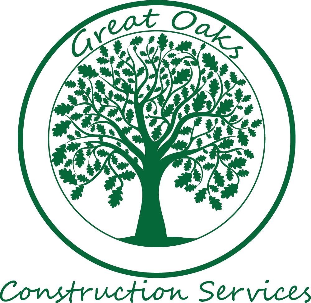 Great Oaks Construction Logo