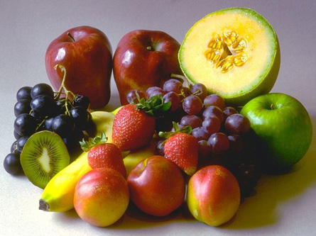 Organic fruits are more antioxidant rich!