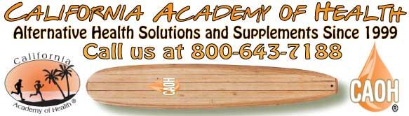 California Academy of Health Catalog