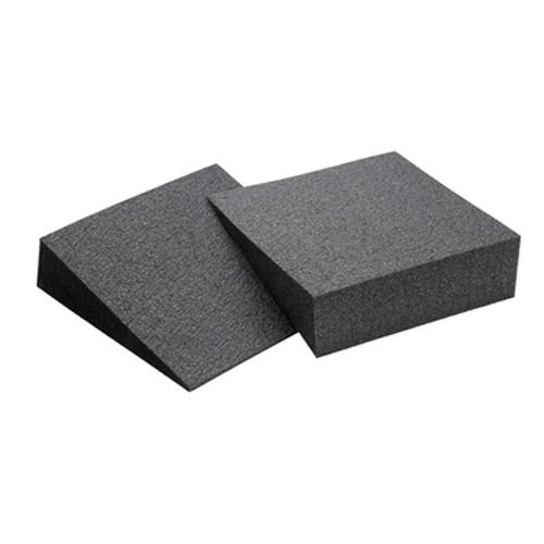 Black Foam Wedge