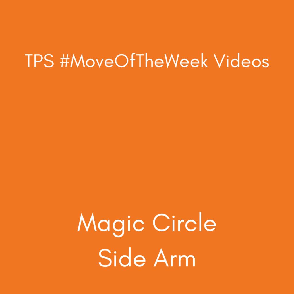 Magic Circle Side Arm